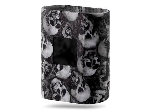 Smok AL85 Sleeve aus Silikon / Black Skull