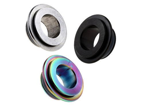 Drip Tip Adapter 810er auf 510er  / Silber, Schwarz oder Rainbow