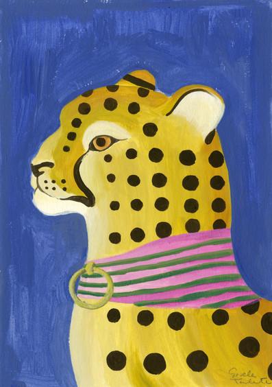 Circus Cheetah