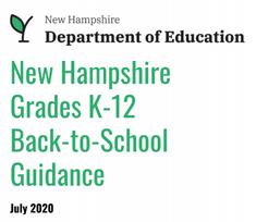 NH Grades K-12 Back-to-School Guidance
