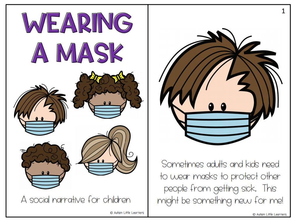 A social narrative for children