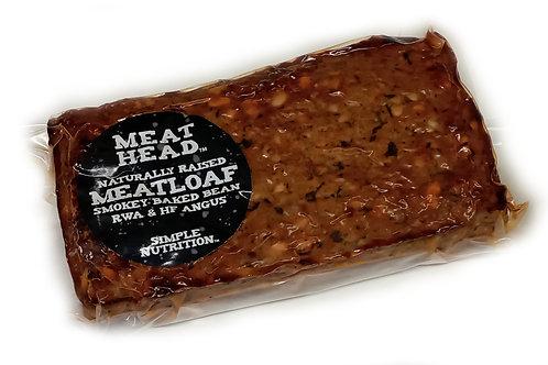 Smokey Baked Bean Meatloaf - Angus Beef
