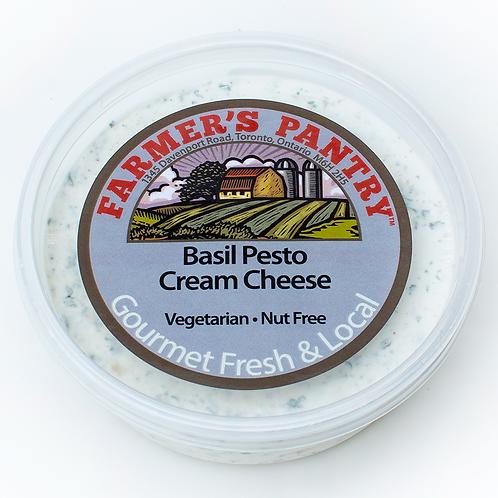 Basil Pesto Cream Cheese