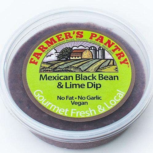 Mexican Black Bean & Lime Dip