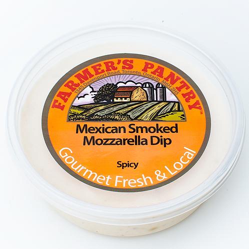 Mexican Smoked Mozzarella Dip
