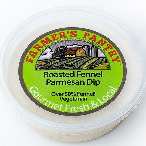 Roasted Fennel Parmesan Dip