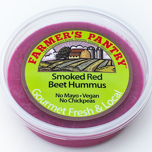Smoked Red Beet Hummus