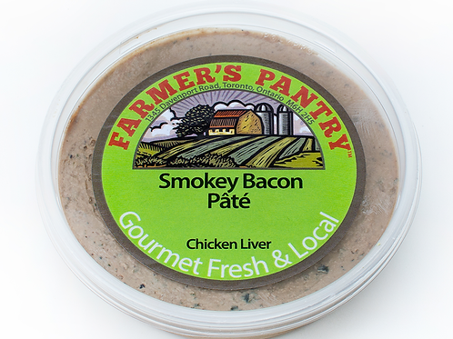 Smokey Bacon Chicken Pâté