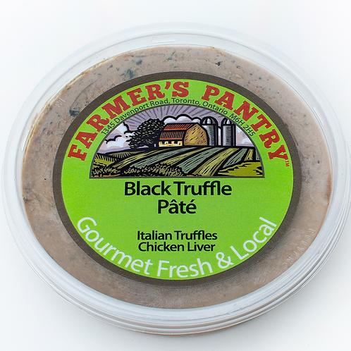 Italian Black Truffle Chicken Pâté