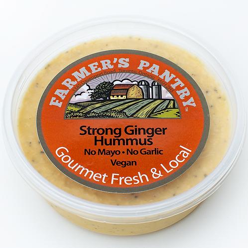 Strong Ginger Hummus