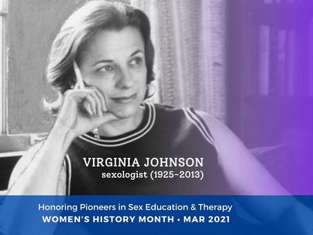 Remembering Virginia Johnson, Real-life Master of Sex