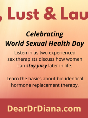 """Dr. Lori Buckley, author of """"21 Decisions for Great Sex and a Happy Relationship"""""""