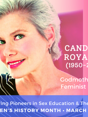 """A Tribute to Candida Royalle: """"Godmother of Feminist Porn"""""""