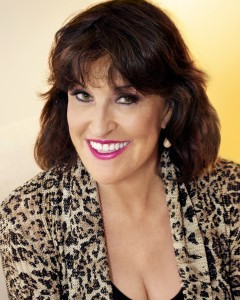 "Dr. Linda De Villers, author of ""Love Skills"""