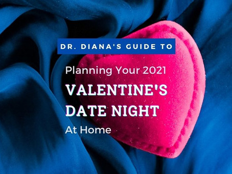 Planning Your Valentine's Date Night