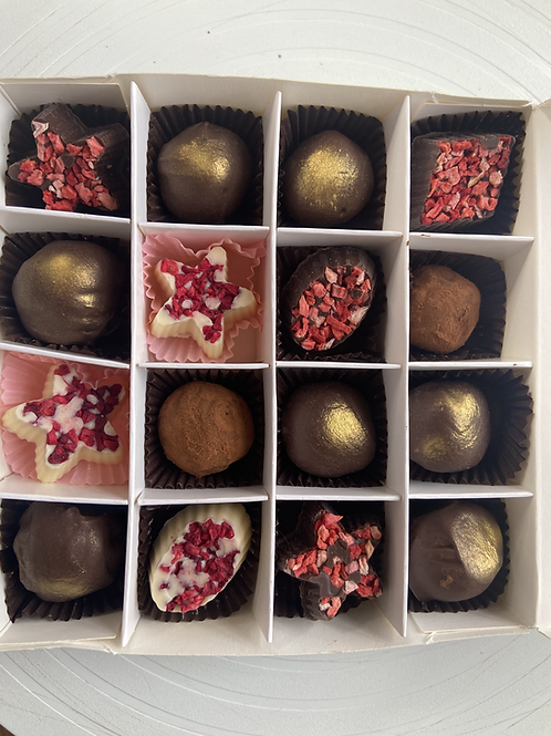 Assorted Chocolates and Truffles
