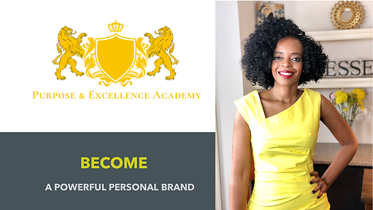 Becoming a Powerful Personal Brand on Pu