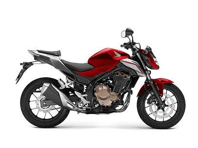 A2 Opetuspyöränä Honda 500 F