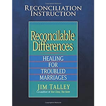 Reconciliation Instruction Handbook eBook