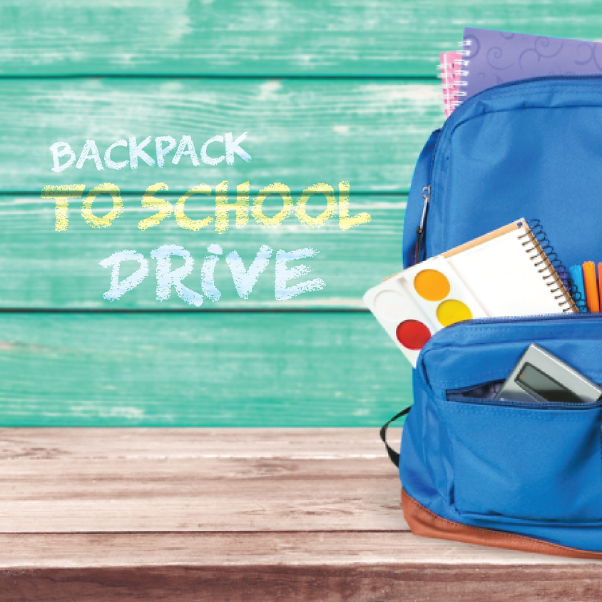 Backpack to School Drive 2020
