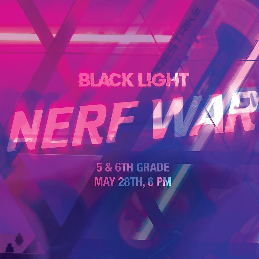 Black Light Nerf War