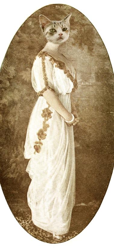 Amélie Félix, bal du carnaval 1914