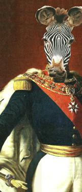le Général Napo Rayé, éphémère empereur à la suite du coup d'état de décembre 1850