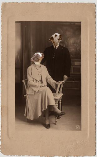 Jeanne et André Deschiens, un même regard vers un avenir radieux...