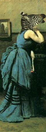 Eugénie Rayé par Corot