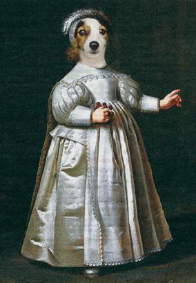 Mlle Deschiens 1634