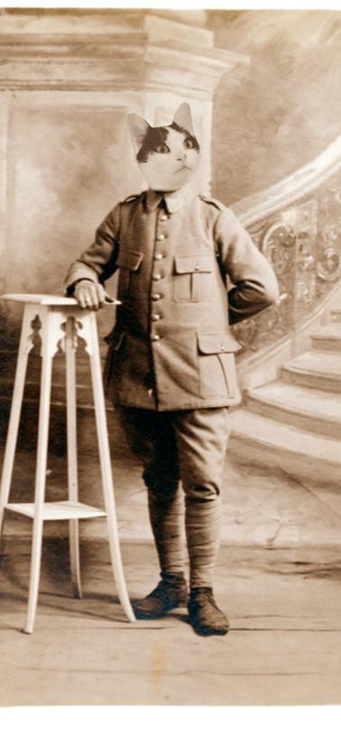 Augustin Félix, 1914