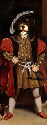 Le jeune baron De Chien,1630