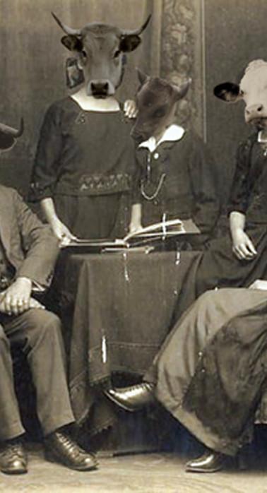 La famille Dupré en 1895
