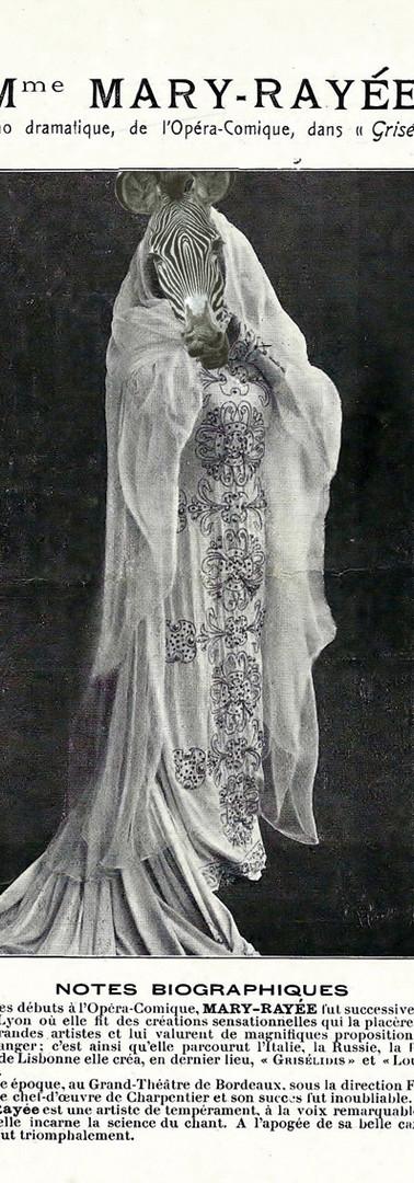 Mary RAYEE, soprano lyrique