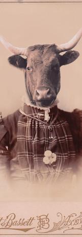 Odette Dupré, sa maman