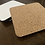 Thumbnail: Sublimation MDF Hardboard glossy Coasters with cork back 10 pack