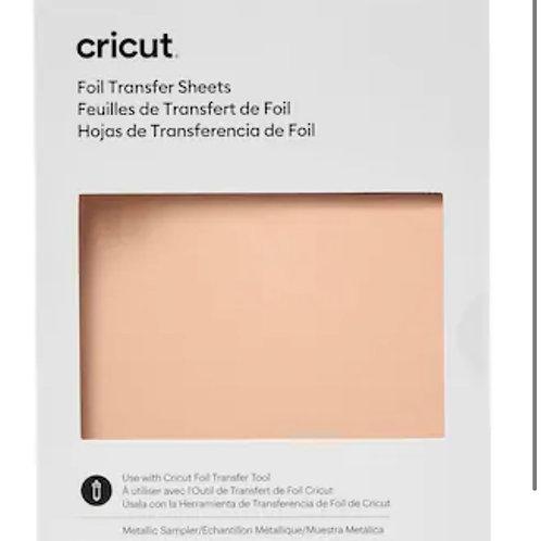 Cricut Foil Sheets Sampler