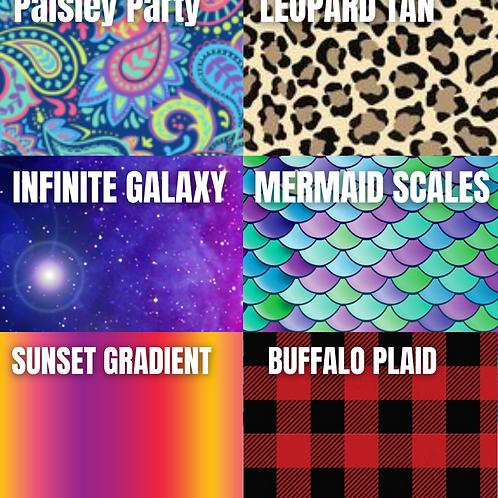 SiserPSV Adhesive Patterns