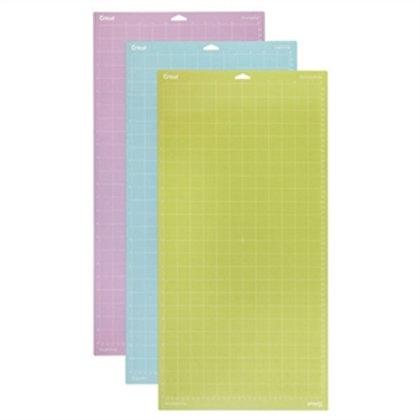 """Cricut Variety Mat Pack(3) 12"""" x 24"""""""