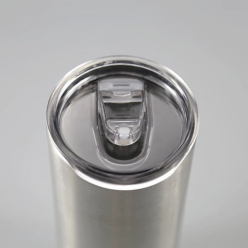 20oz SUBLIMATION Stainless STRAIGHT skinny tumbler