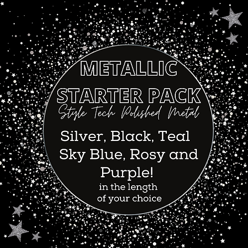 Metallic Starter Pack
