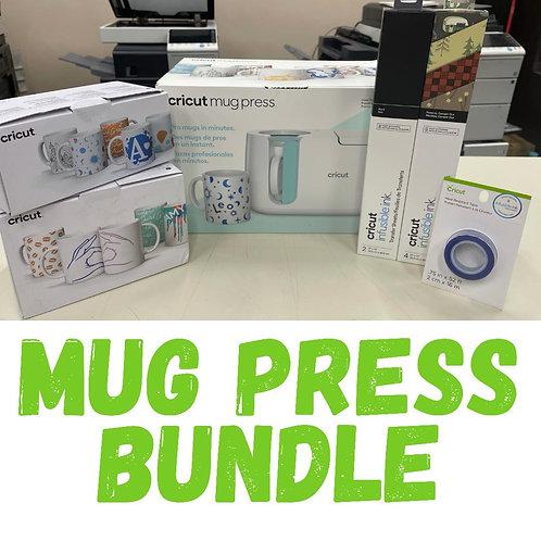 Cricut Mug Press Bundle