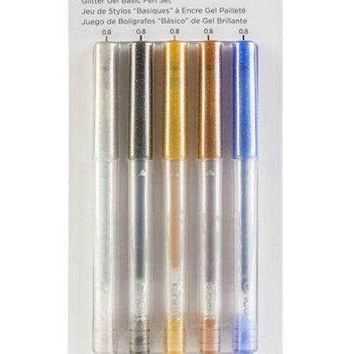 Cricut Glitter Gel Basic Pen Set
