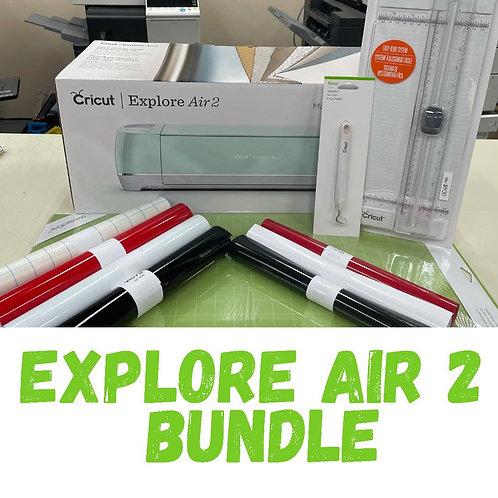 Cricut Explore 2 Bundle
