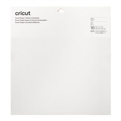 Smart Paper™ Sticker Cardstock, White