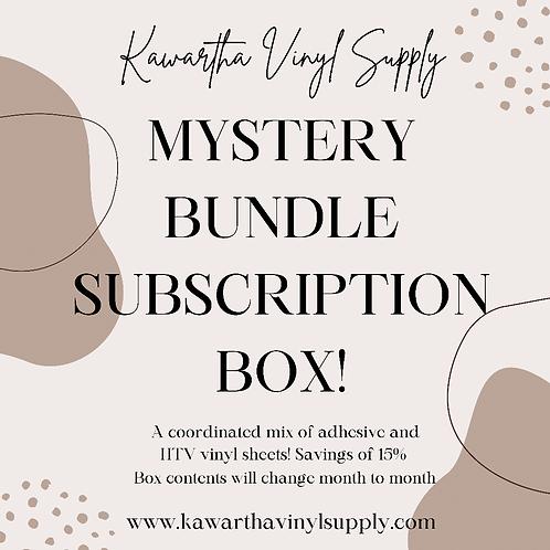 KVS Mystery Bundle Subscription