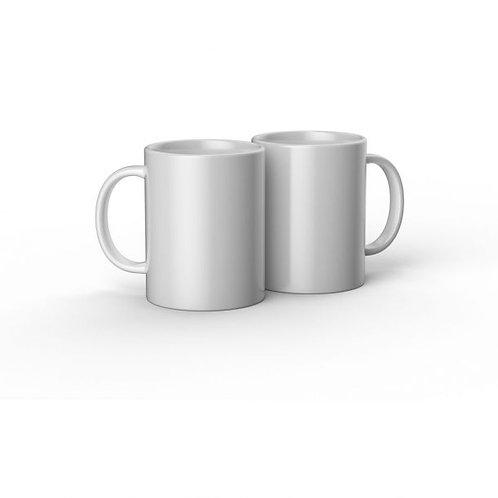 Cricut Ceramic Mug Blank, White - 15 oz/425 ml