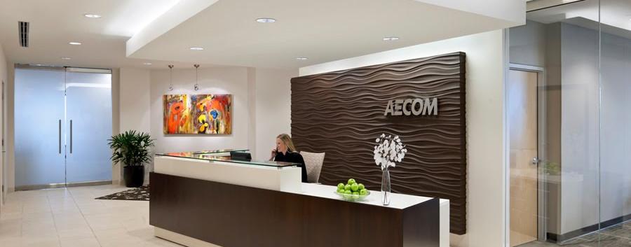 עיצוב הנמכת תקרה במשרד