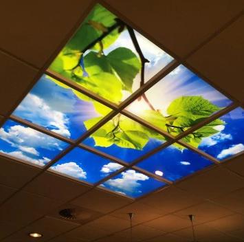Blue-sky-ceiling-LED-panel-light-Colorfu