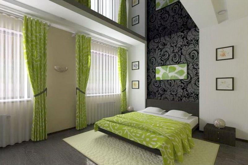 עיצוב חדר שינה